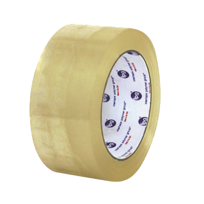 Intertape 400 48mm x 914m Clear Tape     6 Rl/CS 48/CS /Pallet