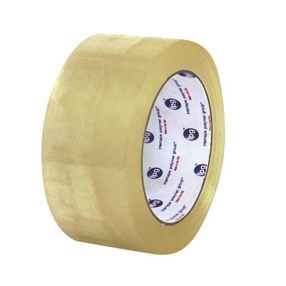Intertape 400 48mm x 914m Clear Tape     6 Rl/CS 48/CS /Pallet