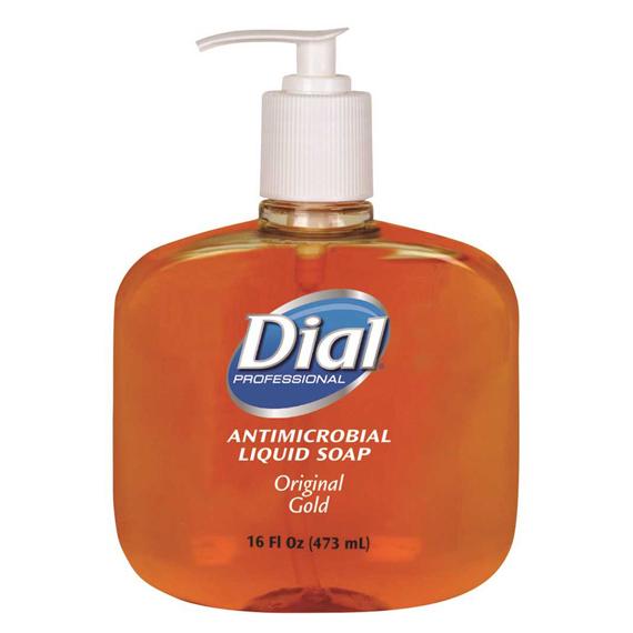 Dial Foam Antibac foam hand soap 8/Cs
