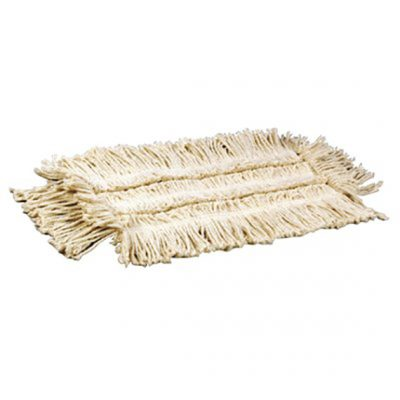 DUST MOP  36 x 5 4 PLY WHITE HEAVY DUTY