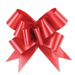 Red Pull Bow A50057